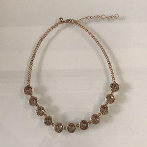 Banana Republic choker necklace